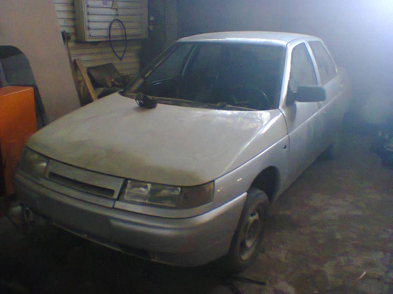 Кузовной ремонт 2110